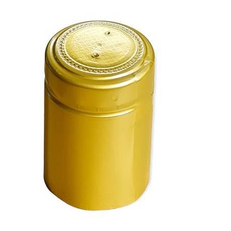PVC D 33X50 ORO LUCIDO CON STRIP PZI 200