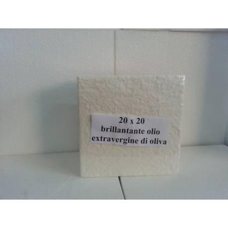 CARTONI FILTRANTI CKPV4 PZ 20 MISURA 20X20