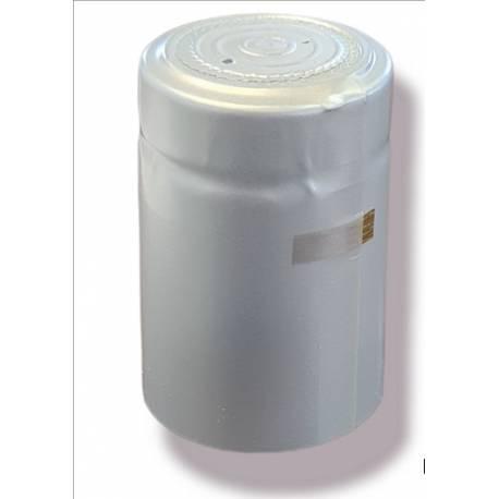 PVC D 33X50 ARGENTO CHIARO CON STRIP PZ 100